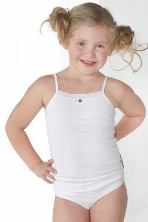 Girls Fancy Camisole (hemd)