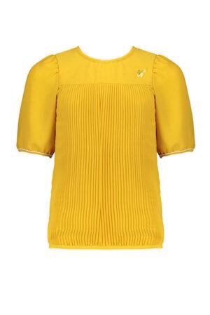 Timmy oversized plisse blouse