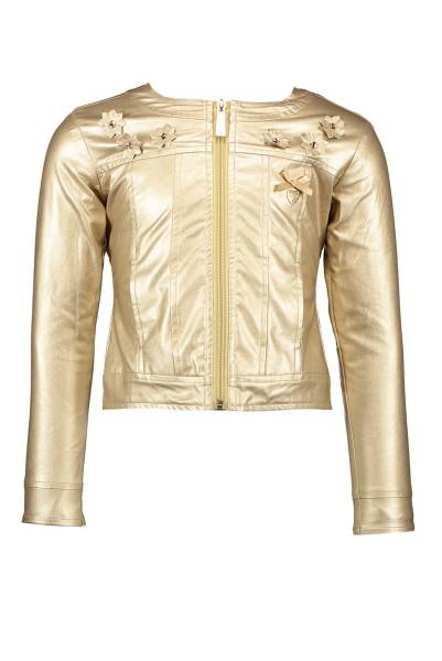 jacket precious gold metal