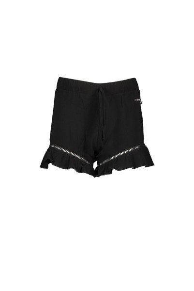 shorts chic stretch crepe