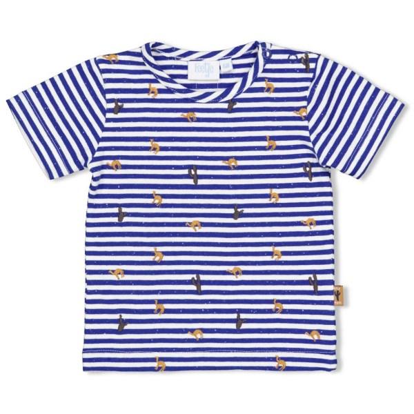 T-shirt streep - Looking Sharp