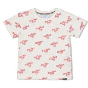 T-shirt good vibes tribe