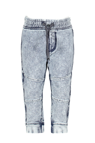 Baby boys indigo sweat pants