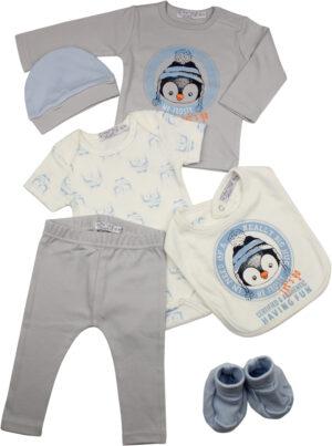 6dlg Baby Set mr Frosty